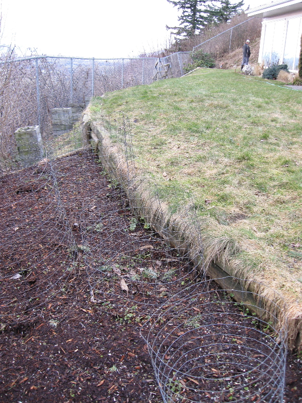 Landscape Ties Chilliwack : Jakes landscaping retaining walls